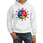 Autistic Spectrum logo Hooded Sweatshirt