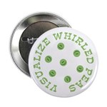 """Visualize Whirled Peas 2.25"""" Button (100 pack)"""