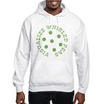 Visualize Whirled Peas Hooded Sweatshirt