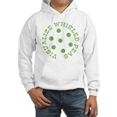 Visualize Whirled Peas Hoodie