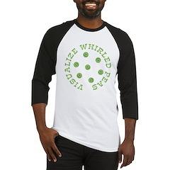 Visualize Whirled Peas Baseball Jersey
