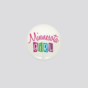 MINNESOTA GIRL! Mini Button (10 pack)