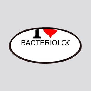 I Love Bacteriology Patch