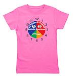 Autistic Spectrum logo Girl's Tee