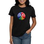 Autistic Spectrum logo Women's Dark T-Shirt