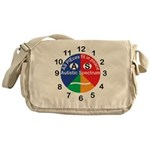 Autistic Spectrum logo Messenger Bag