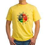 Autistic Spectrum logo Yellow T-Shirt
