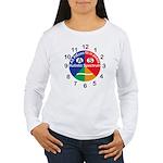 Autistic Spectrum logo Women's Long Sleeve T-Shirt
