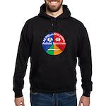 Autistic Spectrum logo Hoodie (dark)