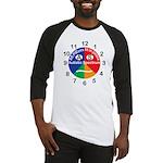 Autistic Spectrum logo Baseball Jersey