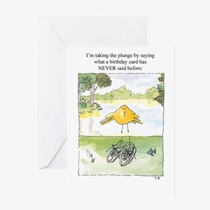 Cynthia Bainton Birthday Cards (Pk of 10) -plunge