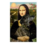 Mona / Greyhound(br) Postcards (Package of 8)