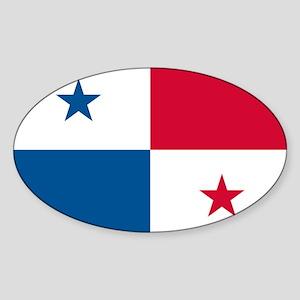 Flag of Panama Sticker