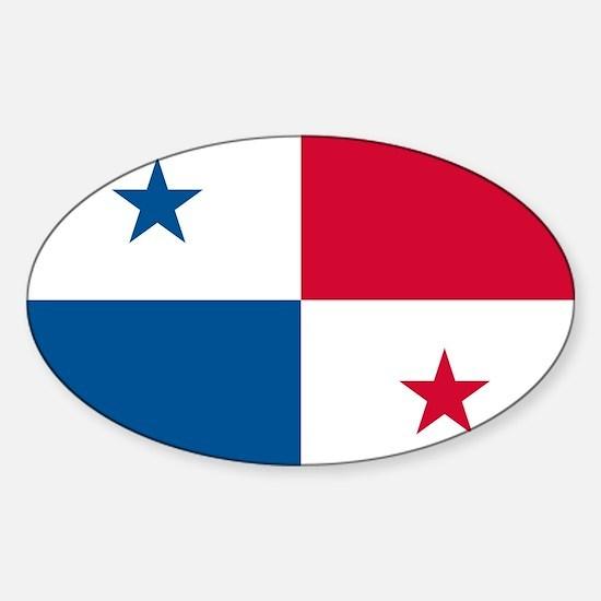 Flag of Panama Decal