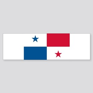 Flag of Panama Bumper Sticker