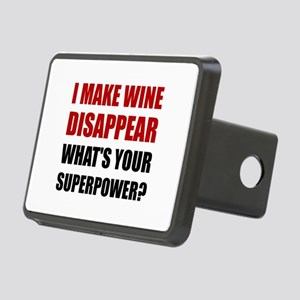 Wine Disappear Superpower Hitch Cover