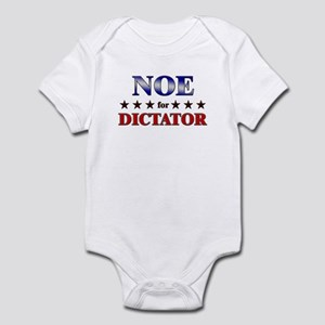 NOE for dictator Infant Bodysuit