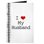 I Heart My Husband Journal