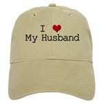 I Heart My Husband Cap