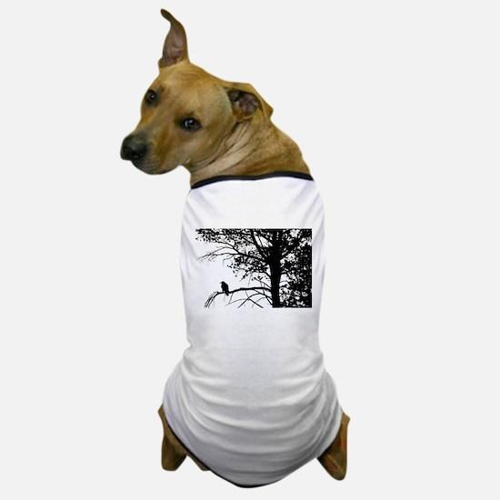 Raven Thoughts Dog T-Shirt