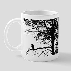 Raven Thoughts Mug