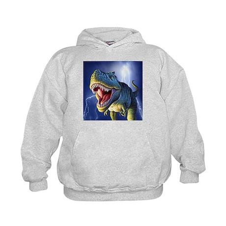T-Rex 5 Kids Hoodie