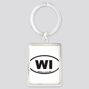 WIwaOVAL Keychains