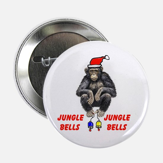 "JUNGLE BELLS 2.25"" Button"
