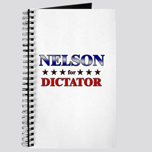 NELSON for dictator Journal