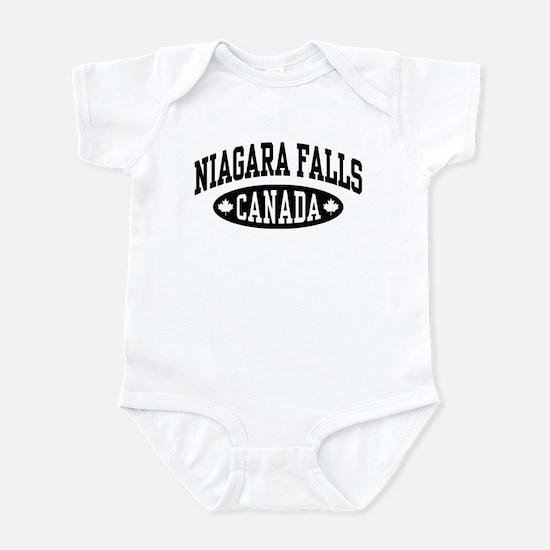 Niagara Falls Canada Infant Bodysuit