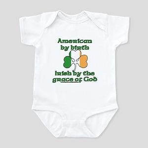 Funny Irish American Joke Infant Bodysuit