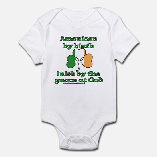 Funny Irish American Joke Infant Bodysuit