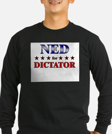 NED for dictator T
