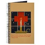 Christmas Candle Journal