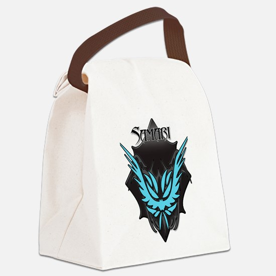 Cute League Canvas Lunch Bag