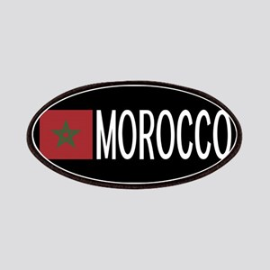 Morocco: Moroccan Flag & Morocco Patch