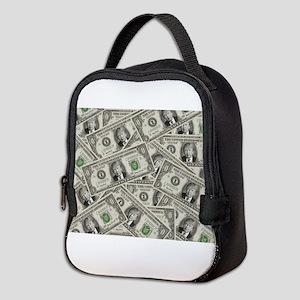100 Bill Money ZERO Value Donald Trump Neoprene Lu