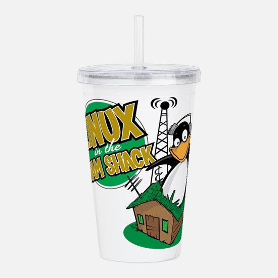 LHS Logo.png Acrylic Double-wall Tumbler