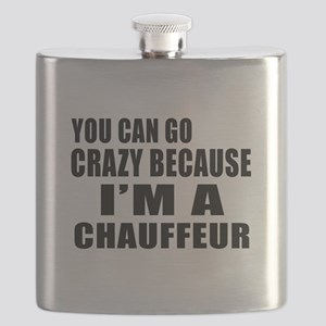 I Am Chauffeur Flask