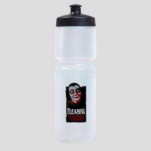 Pleasing Terrors design 2 Sports Bottle