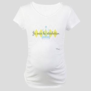 Je Suis La Revolution Maternity T-Shirt