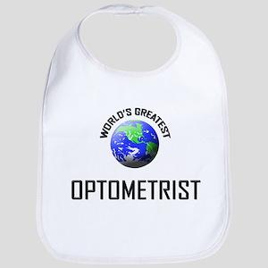 World's Greatest OPTOMETRIST Bib