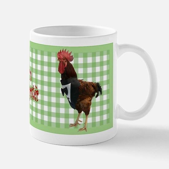 Chico McRooster Mug