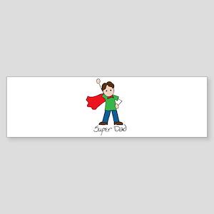 superdad8 Bumper Sticker