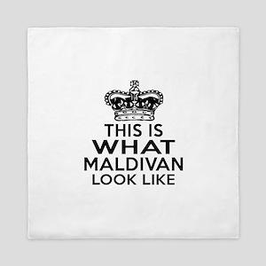 Maldives Look Like Designs Queen Duvet
