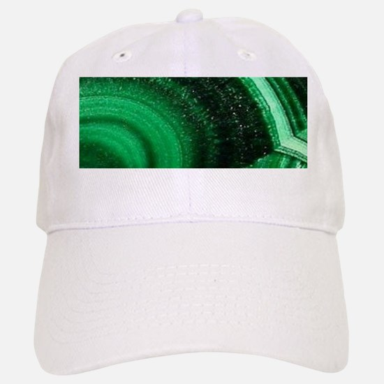 bohemian tribal gemstone emerald Baseball Baseball Cap
