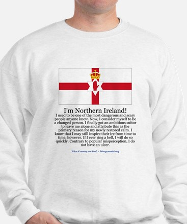 Northern Ireland Sweatshirt