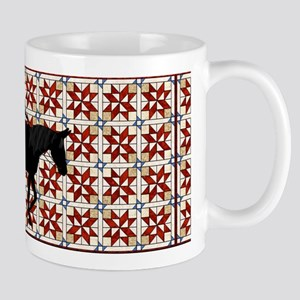 Gaited Mule Country Mug