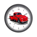 Chev 3100 Pickup Wall Clock