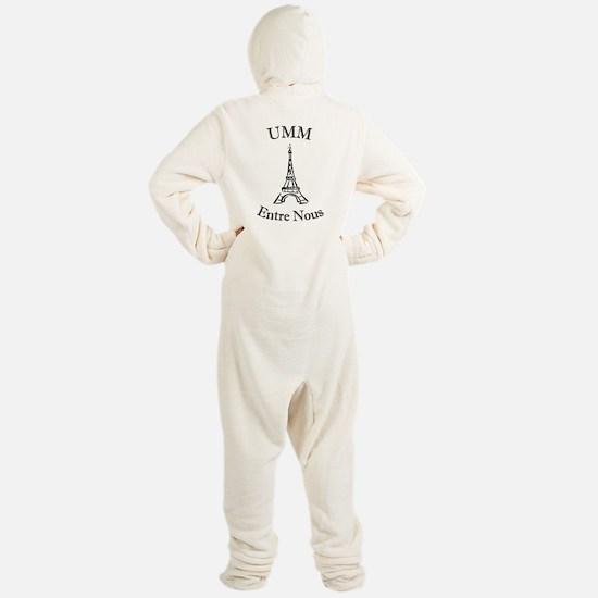 Cute Umm Footed Pajamas